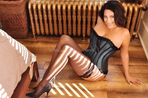 Giorgia outcall escort in Capitola California